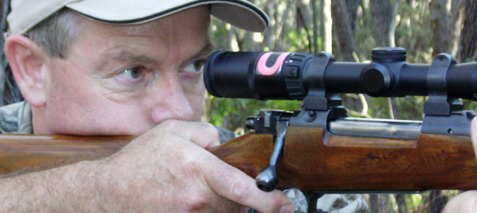 Both Eyes Open Shooting
