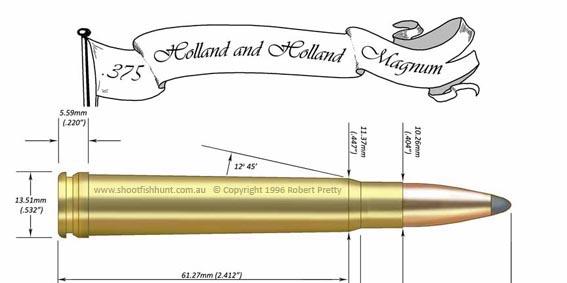 The .375 H&H Magnum (.375H&H)